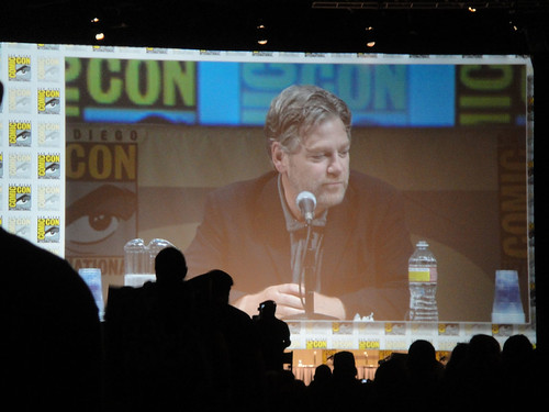 Comic-Con 2010 - Thor panel - director Kenneth Branagh | by Doug Kline