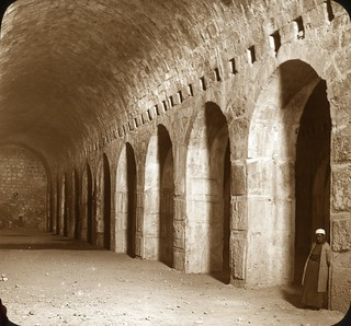 Solomon's Stables under the Temple Platform | by OSU Special Collections & Archives : Commons