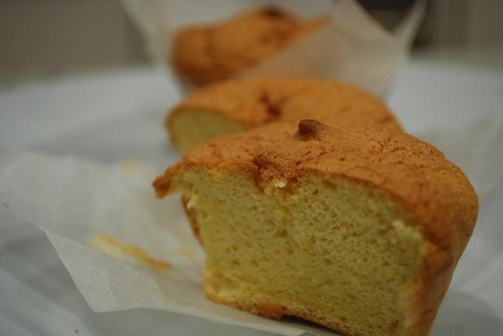 Light Fluffy Cake Without Egg Whites
