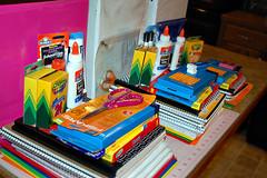 School Supplies for 3...