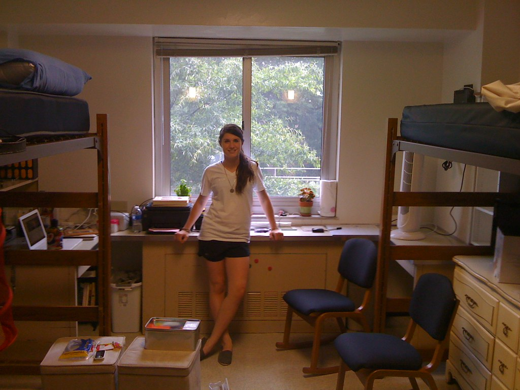 August 10, 2010 - The UGA dorm room | We moved our oldest da… | Flickr