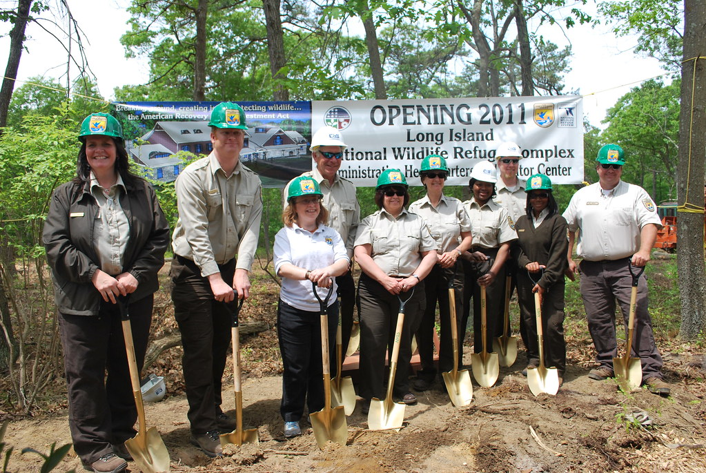 Long island national wildlife refuge complex may 17 for Us fish and wildlife service jobs