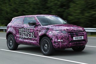 Range Rover Evoque London | by Land Rover Our Planet
