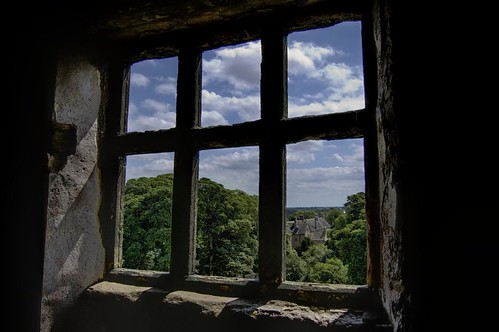 Old Hardwick Hall | by They Were Invisible