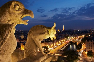 Paris at dusk 8 | by William Shewbridge