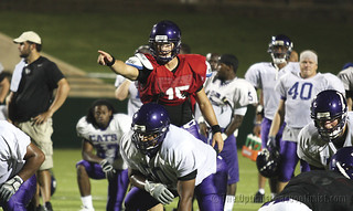 Football Scrimmage | by acuoptimist