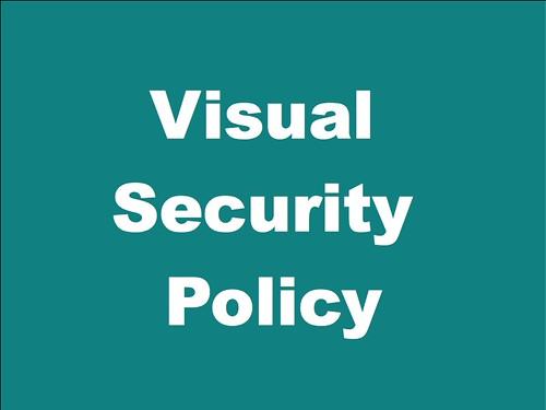 Visual Security Policy | by Terriko