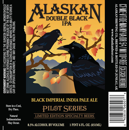 Alaskan Double Black IPA | by mutineermagazine
