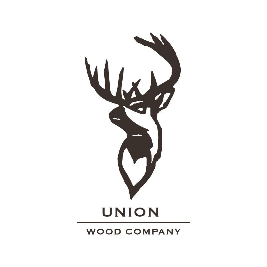 Union Wood Company Logo Design