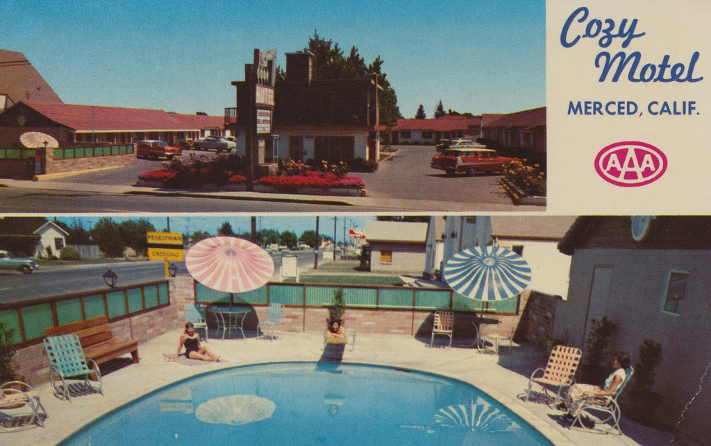 Cozy Motel - Merced, California