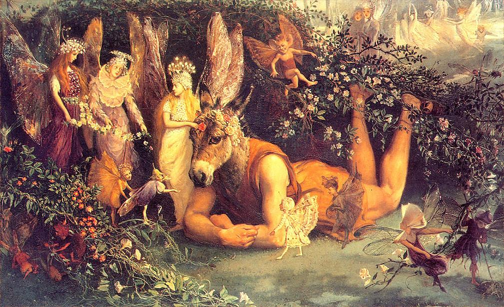 midsummer nights dream fairies essay help