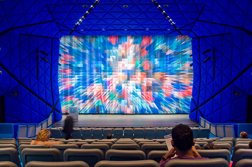 Theater, Museum of the Moving Image | by gsz