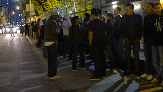Fans Wait for the MvC3 Launch Party | by Marvel Entertainment