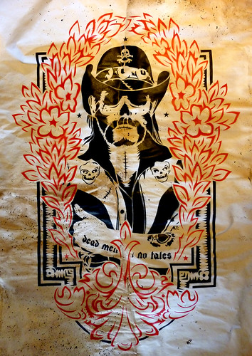 death lemmy | by mittenimwald