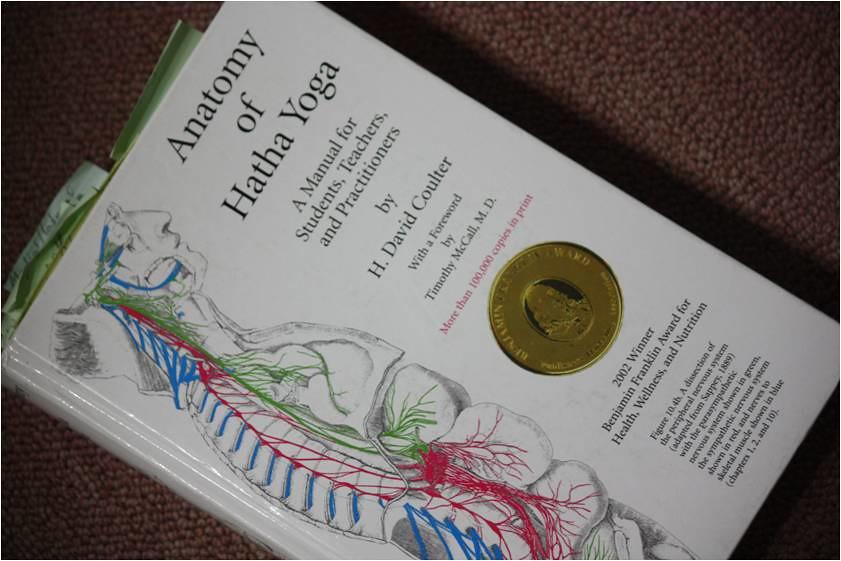 Anatomy Of Hatha Yoga Kim Danoher Flickr