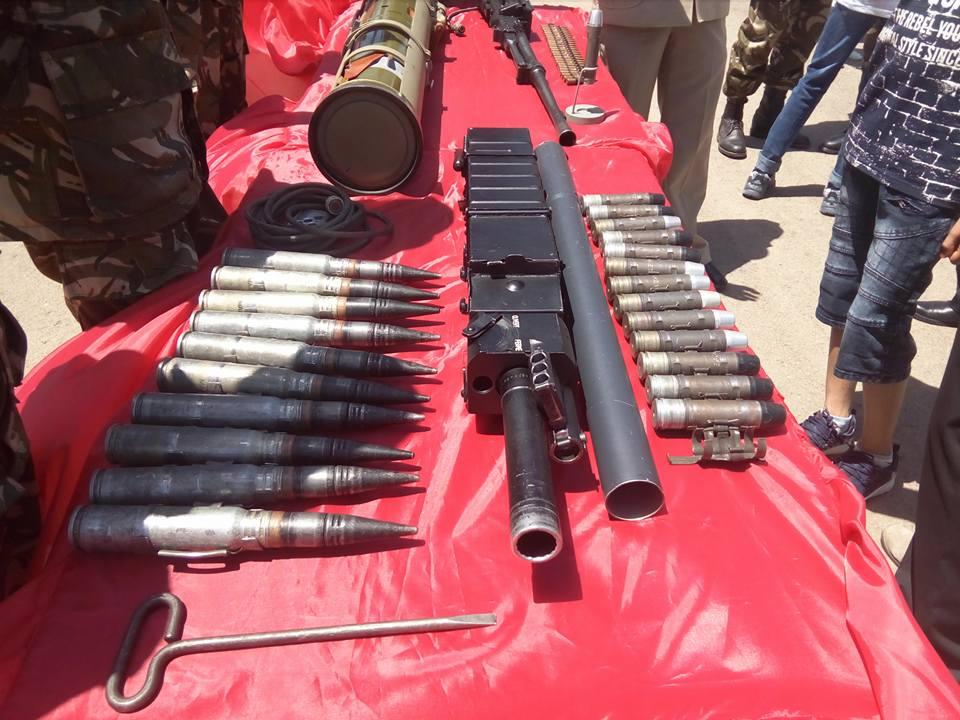 القوات البرية الجزائرية [  Missiles Anti-Chars ]   - صفحة 2 35582127881_cb76556883_o