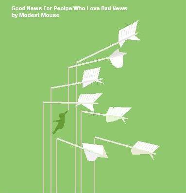 Modest Mouse Album Cover Good News