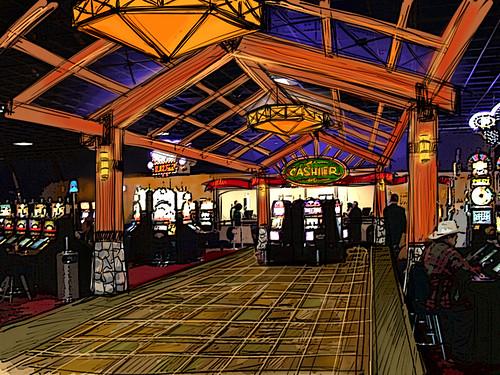 SKETCH DESIGN Cedar Room Decor   Soboba Casino   This is ...