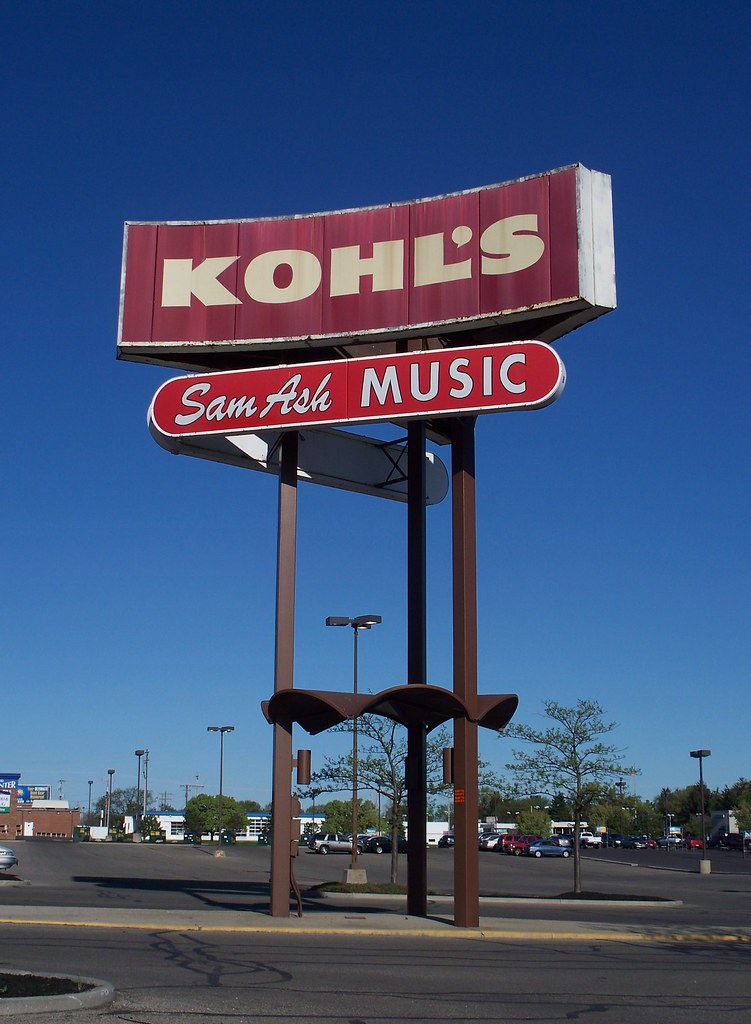 Columbus >> OH Columbus - Kohl's 2 | Sign for Kohl's and Sam Ash Music i… | Flickr