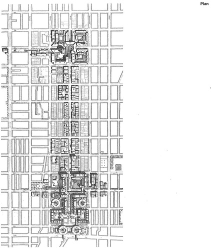 Mission District Urban Design Study: Plan (1966) | by Eric Fischer