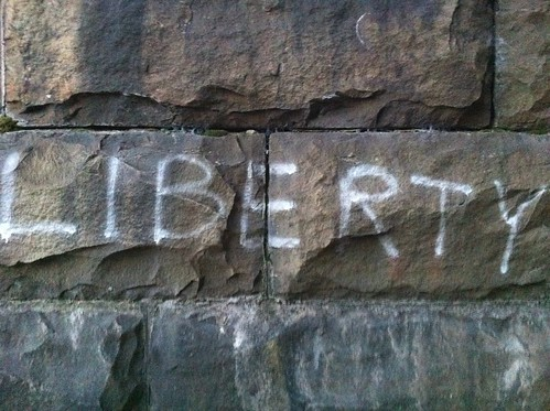 Liberty Under A Bridge | by Andy Wendt