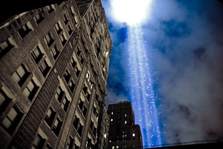 9/11 Lightbeams | by Tim Sklyarov