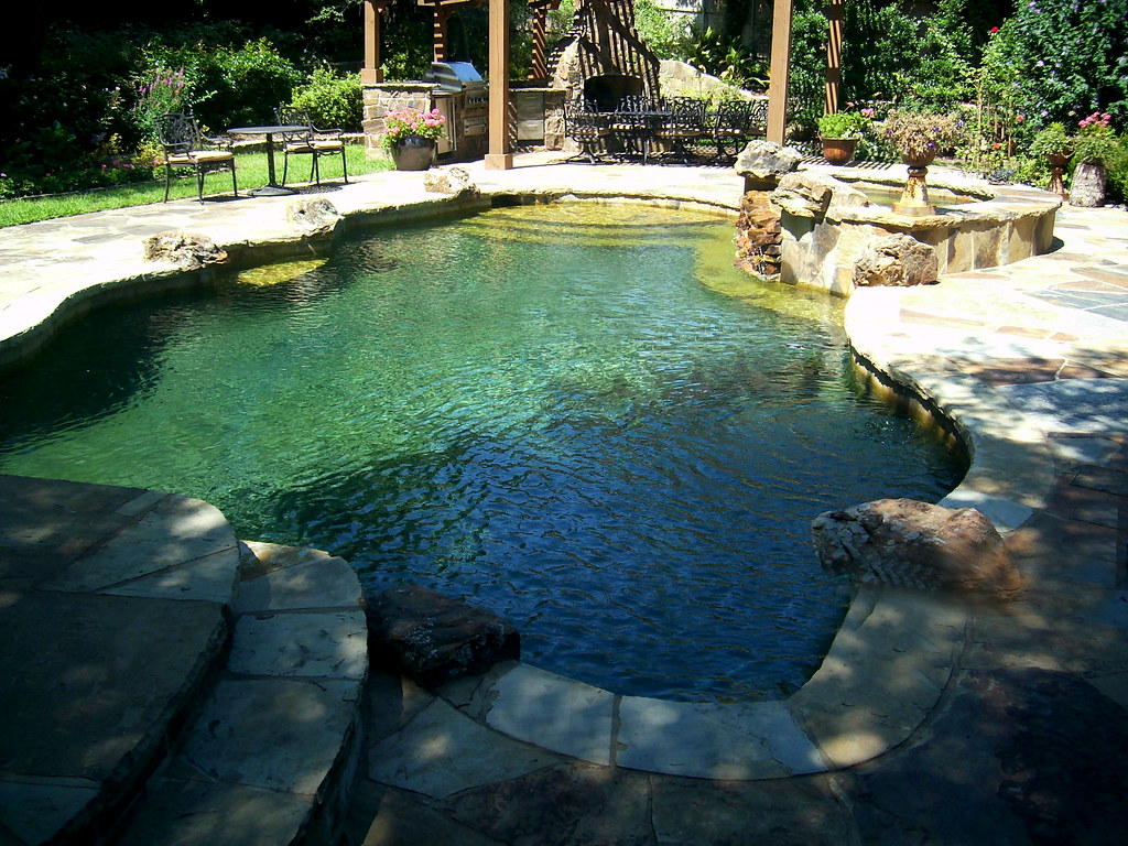 Swimming pool designs frisco texas this free form for Pool design dallas texas