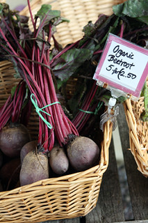 organic beetroot | by David Lebovitz