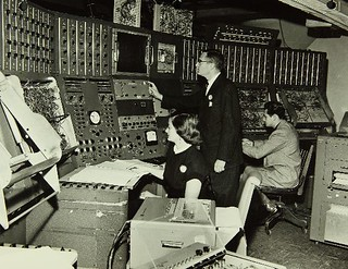 Analog Computer : Consolidated/Convair Aircraft Factory San Diego | by San Diego Air & Space Museum Archives