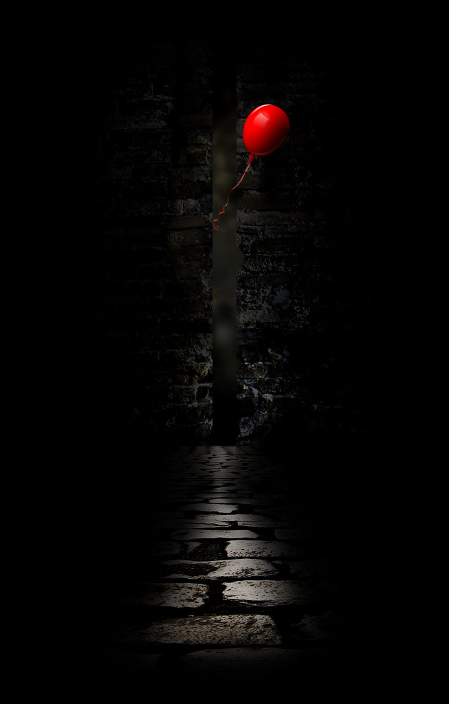 Red balloon by chiaralily red balloon by chiaralily