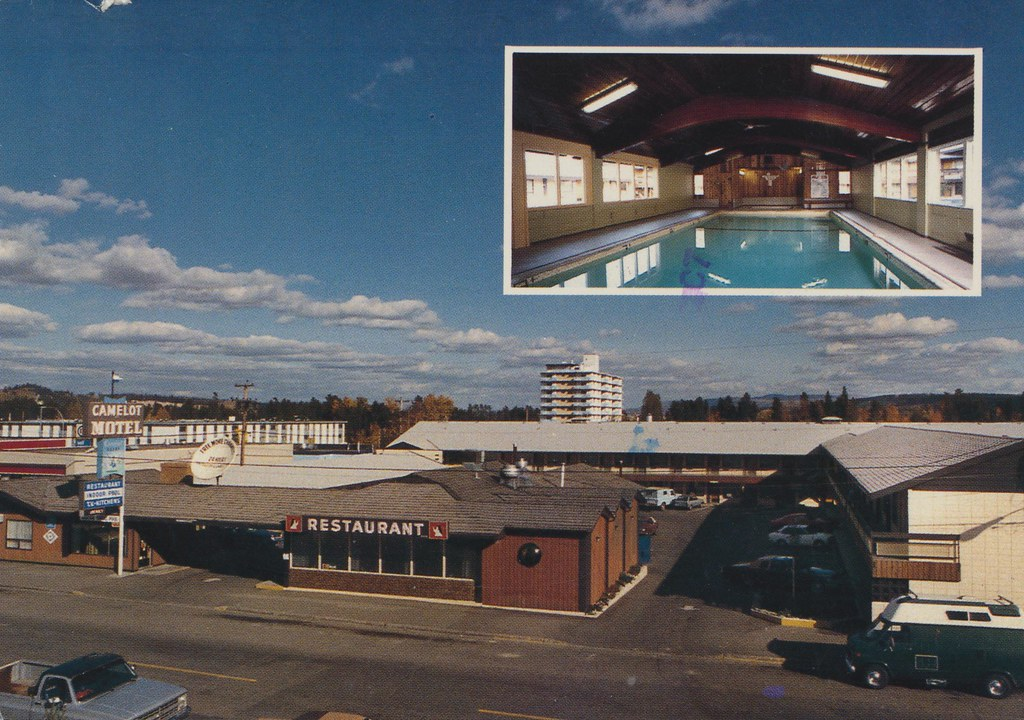 Camelot Court Motel - Prince George, British Columbia