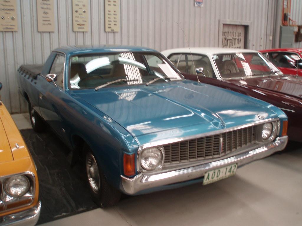 Chrysler VJ Dodge utility | Chrysler VJ Dodge ute. Part of a… | Flickr