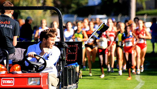 Notre Dame Cross Country Invitational | by Phil Roeder