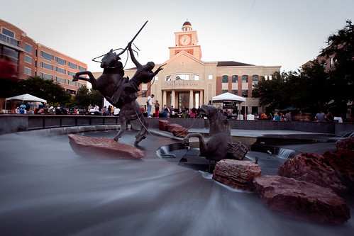 Sugarland Town Square | by eschipul