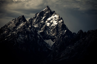 A rugged view of the Grand Teton range | by Brent Mills - automotomedia.net