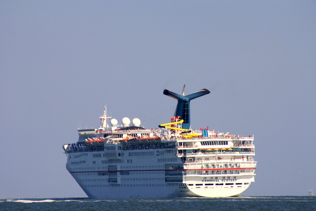 Carnival Cruise Leaving Galveston TX | Why Visit Galveston U2026 | Flickr