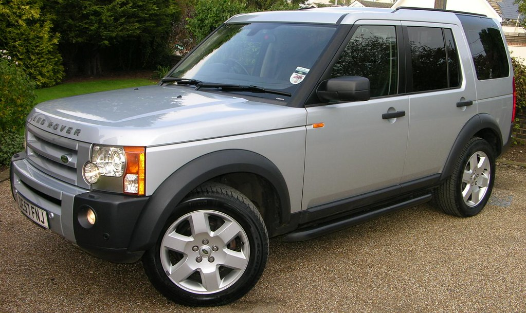 2007 Land Rover Discovery 3 Tdv6 Hse The Car Spy Flickr