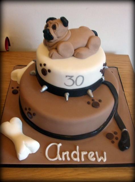 Pug Dog Cake Images : Pug dog cake Flickr - Photo Sharing!