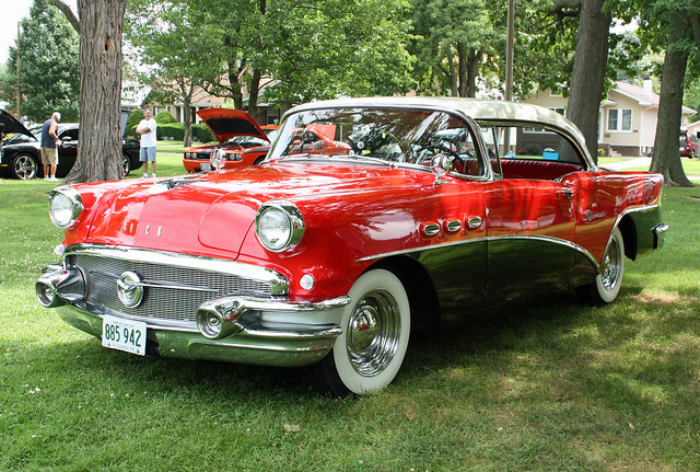 1956 buick special 2 door hardtop 6 of 17 flickr for 1956 buick special 2 door hardtop