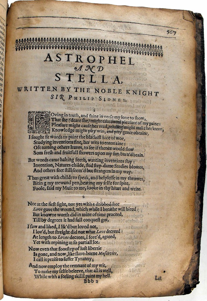 astrophel and stella microtheme Arguably, the most vital aspect of sir phillip sidney's astrophel and stella is the initial sonnet that begets this lengthy work there are several different facets of this particular poem within this longer work that make it highly important to the interpretation to the rest of it.