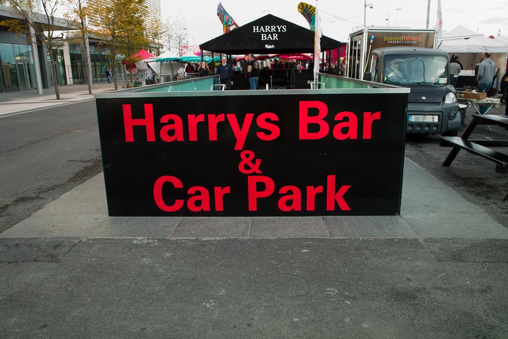 Car Park Dublin City Centre Sunday