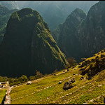 Vértigo en Machu Picchu
