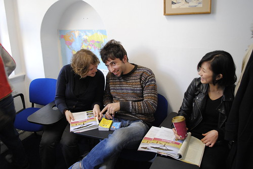 Intermediate Class | by Shane Global Language Centres