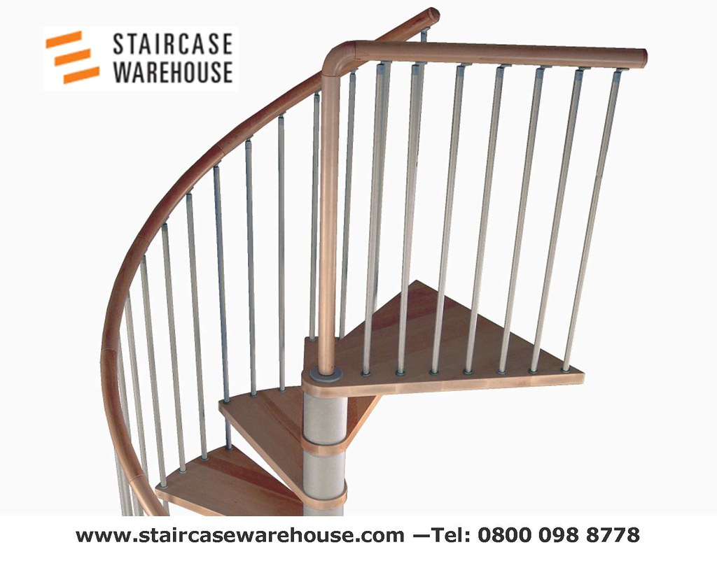 ... C20 Plus Kit Spiral Staircase Stairs Staircase Warehouse 4 |