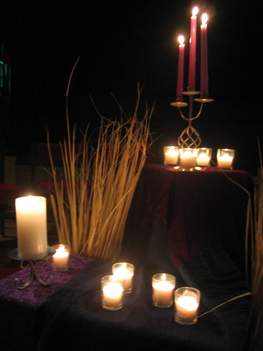 Advent Worship 2009.1 | by fcc ucc