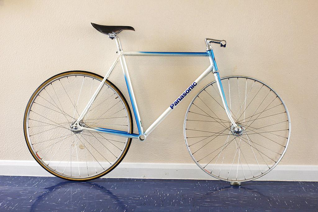 Panasonic NJS Keirin frame for sale in London | For sale her… | Flickr