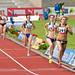 Atlétika női távfutás