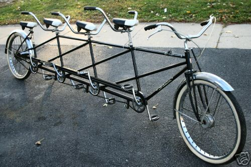 4 Seater Schwinn It S A High Roller Baby R0bd0g Martin