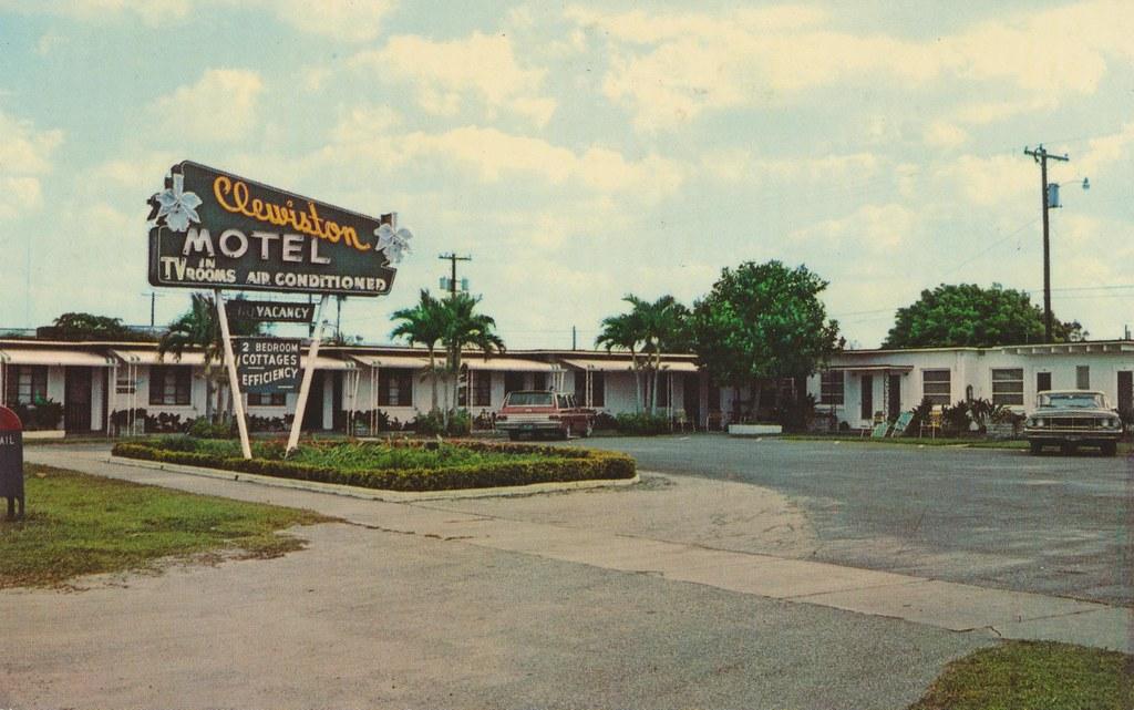 Clewiston Motel - Clewiston, Florida