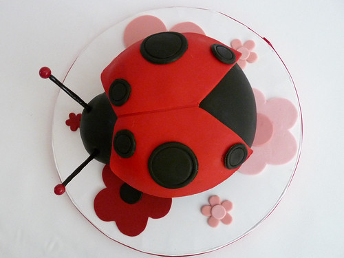 Mini ladybug | by Tuff Cookie cakes by Sylvia